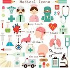 Pharmacy,Hospital,Caduceus,Sign,Microscope,Throat,Nurse,Laboratory,Dentist,Medicine,Ilustration,Symbol,Vitamin Pill,Injecting,Medical Exam,Syringe,Capsule,Menu,Liquid,Pulse Trace,Stethoscope,Science,Collection,Thermometer,Clinic,Biology,Doctor,Pencil,Vaccination,Drop