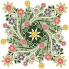 Art Deco,Flower,Springtime,Plant,Design,Classic,Wallpaper Pattern,Nature,Design Element,Circle,Backgrounds,Art,Curled Up,Victorian Style,Rococo Style,Ornate,Baroque Style,Old-fashioned,Abstract,Summer,Leaf,Decoration,accent,Clip Art,Style,Textured Effect,Pattern,Ilustration,Swirl,Antique,Floral Pattern,Retro Revival,Vector,Flourish
