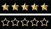 First Class,Star Shape,Metal,Service,Three-dimensional Shape,Gold Colored,Gold,Shiny,Yellow,vector icons,five-star,Convex,Ornate,Sign