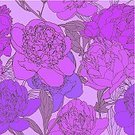Old-fashioned,Peony,Botany,Print,Single Flower,Ilustration,Pattern,Bouquet,Pink Color,Leaf,Decoration,Elegance,Wallpaper Pattern,Wallpaper,Wrapping Paper,Computer Graphic,Backgrounds,Creativity,Vector,Textile,Nature,Design,Seamless,Backdrop,Pastel Colored,Beauty In Nature,Painted Image,Floral Pattern,Ornate