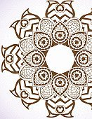 Mandala,Leaf,Bandana,Backgrounds,Ethnic,Computer Graphic,Art,Henna Tattoo,Indigenous Culture,Folk Music,Star Shape,Symbol,Drawing - Art Product,Plant,Cultures,Decor,Pattern,Intricacy,Lace - Textile,Image,Part Of,Flower,Decoration,Design,Ink,Circle,Creativity,Doodle,Isolated,Ornate,Abstract,Vector,Ilustration,Calligraphy