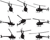 Helicopter,Silhouette,Helicopter Rotors,Black And White,Airplane,Flying,Isolated,Jumping,Motion,Journey,Digitally Generated Image,Mode of Transport,Directly Below,Transportation,No People,Piloting,Clip Art,Isolated On White,Airfield,People Traveling,Vector,Travel,Hovering,Speed,On The Move,Black Color,Low Angle View,Air Vehicle,Computer Graphic,Cockpit,Ilustration,Private Helicopter,Outline,Cut Out,Multiple Image,Mid-Air