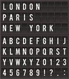 Airport,Arrival Departure Board,Sign,Airplane Ticket,Tossing,Typescript,Number,Alphabet,New York City,Airplane,London - England,Flying,Paris - France,New York State,Blackboard,Vector,Boarding,Flapping,Panel,Separation,Design,Collection,Data,Split,Dividing,Information Medium,Journey,Information Sign,Ilustration,Commercial Airplane,Information Symbol,Equipment,Technology,Flightboard,Style,Design Element,Message,time table,Flight Board,Single Object,Black Color,Clip Art