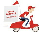 Pizza Delivery Person,Delivering,Motor Scooter,Vector,Messenger,Italy,Pizza,Backgrounds,Pizzeria,Motorcycle,Fast Food,Moped,Men,Riding,Food,Characters,Restaurant,Business,Land Vehicle,Cheerful,Mode of Transport,White,Humor,Driving,Hat,Service,Smiling,Image,Speed,Box - Container,template,Design,Sale,One Person,Caucasian Ethnicity,Ilustration,Red,Crate,Cute,Menu,Isolated