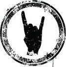 Rock and Roll,Modern Rock,Human Hand,Pop Musician,Sign,Hand Sign,Rubber Stamp,Popular Music Concert,Serene People,Vector,Computer Graphic,Human Finger,Isolated,Concepts,Ideas,Simplicity,Back Lit,Silhouette,Sparse,Outline,Gesturing,Design Element,Symbol,Shape,Performing Arts Event,Index Finger,Performance,Design,Ilustration