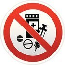 Medicine,Narcotic,Forbidden,Censorship,Law,Warning Sign,Addiction,Pill,Danger,Action,Circle,Computer Icon,Social Issues,Symbol,Design Element,Clip Arts,strikeout,Surgical Needle,Vector,Message,Warning Symbol