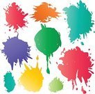 Paint,Spotted,Drop,Backgrounds,Spray,Hobbies,Watercolor Painting,Painting,Vector,Colors,Watercolor Paints,Multi Colored,Creativity,Abstract,Ink,Set,Splashing,Ilustration,Artist's Canvas,Art,Acrylic,Decoration,Grunge,Design,Paintings,Retro Revival,Shape,Image,Ornate