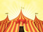 Circus Tent,Entertainment Tent,Tent,School Carnival,Traveling Carnival,Traditional Festival,Carnival,Circus,Event,Fun,Gypsy,Backgrounds,Ilustration,Maypole,Marquee Tent,Vector,Holiday,Celebration,Clown,Stage Theater,Striped,Entertainment,Entrance,Tarpaulin,Theatrical Performance,Performance,Windbreak,Visit,Cultures,Door,Sky,Party - Social Event,Zoo,Recreational Pursuit,Cloudscape,Leisure Activity,Entrance,Flag,Park - Man Made Space,Springtime,Summer,Red,Banner,Yellow,Exhibition,Cloud - Sky