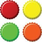 bottlecap,Circle,Soda,Single Object,Ilustration,Cola,Metallic,Web Page,Clip Art,Emo,Cap,Vector,Yellow,Symbol,editable,rollover,Sign,Space,Enjoyment,Red,New,Plan