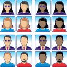 Avatar,Human Head,Bust,People,Women,Portrait,Men,Human Face,Humor,Couple - Relationship,Brown Hair,Characters,Torso,Hairstyle,Boys,Isolated,Design,user,Team,Baby Girls,Females,Vector,Family,Collection,Organized Group,Community,Group Of People,Brunet,userpic,Cartoon,Computer Icon,Symbol,Males,Human Hair,Blond Hair,Friendship,Set