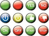 Interface Icons,Keypad,Push Button,The End,Yes - Single Word,Admiration,Friendship,Satisfaction,Circle,Part Of,Equipment,Design Element,Connection,Disgust,Working,Chrome,Energy,Control,Leadership,Fuel and Power Generation,Metal,Technology,Switch,Beginnings,Brilliant,Starting Line,No,Electricity,Off