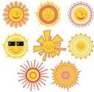 Sun,Sunlight,Fire - Natural Phenomenon,Happiness,Symbol,Sunshine Lake,Sunglasses,Sign,Shiny,Sunset,Energy,Light - Natural Phenomenon,Creativity,Temperature,Set,Characters,Design Element,Isolated On White,Ilustration,Ideas,Allegory Painting,Star Shape,Bright,Design,Morning,Climate,Yellow,Heat - Temperature,Vector,Humor,Isolated,Alternative Energy,Cartoon,Sunny,Glowing,Smiling,Flare Stack,Mascot,Weather,Summer,Staring,Matthew Spring,Sunbeam
