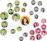 Business,Internet,Communication,Social Gathering,Computer Network,Global Communications,Friendship,Connection,People,Occupation,Global Business,Link