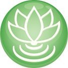 Lotus Water Lily,Lotus Position,Symbols Of Peace,Water,Single Flower,Water Ripple,Symbol,Flower,Tranquil Scene,Computer Icon