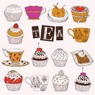 Tea Cup,Retro Revival,Pattern,Cartoon,Elegance,Crockery,Vector,Table,Tea - Hot Drink,Menu,England,English Culture,Rose - Flower,Multi Colored,Heat - Temperature,Dessert Topping,Food,Day,Greeting Card,Bakery,Love,Backgrounds,Ornate,Party - Social Event,Berry Fruit,Ilustration,Breakfast,Strawberry,Text,Hot Chocolate,Cup,Sweet Sauce,Drink,Cards,Lace,Plate,Cream,Candy,Cafe,Morning,Sugar,Lunch,Seasoning,Coffee - Drink,Decoration,Relaxation,Invitation,Victorian Style,Single Flower,Spice