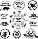Exterminator,Pest Control Equipment,Pest,Bedbug,Flea,Tick,Mosquito,Vector,Insect,Termite,Seal - Stamp,Ant,Cockroach,Rat,Symbol,Computer Icon,Fly,Icon Set,Ilustration,Clip Art,No,Nature,Environmental Conservation,Rodent,Wasp,Black And White,Group Of Animals,Beetle,Housefly,Black Color,No People,Wing,Set,Bee,yellow jacket,Directly Above,Cartoon