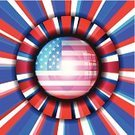 Backdrop,Vector,No People,Vibrant Color,Colored Background,Shiny,Colors,Bright,Holiday,Art Title,Light - Natural Phenomenon,white blue,USA,Design,Sign,Copy Space,Blank,Flag,Pattern,Cultures,Shape,Sphere,Circle,Multi Colored,Red,American Culture,Striped,Glass - Material,Backgrounds,Exploding,Fourth of July,Long Exposure,vector background,The Americas,Symbol,American Flag,Color Image,Star - Space,Empty