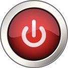 Push Button,Interface Icons,Red,Circle,standby,Shiny,Metal,Off,Computer Icon,Symbol,Shield,Application Software,Switch,Power Symbol,Glowing,Design,Standby Button,Silver - Metal,Silver Colored,Computer,Mobile Phone,on off,Power Supply,Equipment,Stainless Steel