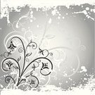 Winter,Ice,Flower,Snow,Grunge,Backgrounds,Growth,Spray,Splattered,Frame,Textured,Floral Pattern,Vector,Textured Effect,Art,Snowflake,Fragility,Digitally Generated Image,Image,Christmas,Ilustration,Holidays And Celebrations,Stained,Ornate,Cold - Termperature,Illustrations And Vector Art