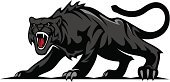 Black Leopard,Jaguar,Mountain Lion,Leopard,Animal Head,Cheetah,Tiger,Vector,Large,Mascot,Sign,Undomesticated Cat,Tattoo,Black Color,Human Face,Silhouette,Cougar,Art,Design,Aggression,Wildlife,White,Mammal,Danger,Furious,Animals Hunting,Symbol,Nature,Canine,Backgrounds,Carnivore,Anger,Isolated,Animals In The Wild,Insignia,Power,Fur,Wildcat,Feline,Safari Animals,Hunting,Warning Sign,Strength,Zoo,Animal,No People,Tropical Rainforest,Smiling