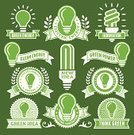 Earth Day,Innovation,Alternative Energy,Power Line,Vector,Group of Objects,Electricity,Floral Pattern,Ideas,Digitally Generated Image,Nature,Ilustration,Banner,Fuel and Power Generation,Badge,Green Color,Environment,Pollution,Set,Concepts,Energy,Collection,Light Bulb,Placard,Insignia