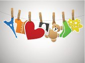 Clothesline,Vector,Clothespin,Love,Eiffel Tower,Photography,Activity,Wood - Material,Symbol,Photograph,Togetherness,Fun,Heart Shape,Tower,Joy,Life,Flower,Toy,People,Lifestyles,Romance,Happiness,Group of Objects,Family,Paper,Bear,Design,Note,Clip,Travel,Clothing,Sign,Sock,Ilustration,Hanging