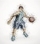 The Olympic Games,Circle,Silhouette,Vector,Basketball - Sport,Sport,Passing,Sportsman,Men,Isolated,Abstract,Sports Uniform,American Culture,Activity,Dribbling,Competition,Athlete,One Person,Ball,Young Adult,Playing,Exercising,Action,Sports Training,Hobbies,Ilustration,Play,People,Male,Success,Professional Sport,White,Motion,Recreational Pursuit