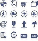 Checklist,Computer Icon,Symbol,Messenger,Delivering,Time,Tax,Icon Set,Order,Collection,Crate,Box - Container,Carton,Cartoon,Loading,Broken,Glass,Interface Icons,Global,Globe - Man Made Object,Individuality,Service,Mini Van,Umbrella,Pick-up Truck,Vector,Shipping,Reflection,Truck,Sign,Airplane,Timer,No People,Blue,Line Art,Shadow,Vat,Design Element,Telephone,Fragile,Freight Transportation,Label,Van - Vehicle,Package