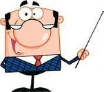 Businessman,Education,Instructor,Mascot,Male,Pointer Stick,Men,Ilustration,Cheerful,Eyeglasses,Suit,Drawing - Art Product,Manager,Cartoon,Vector,Art,Occupation,Design,Tie,Clip Art,Image,Business,Paintings,Smiling,Computer Graphic,Multi Colored,Color Image