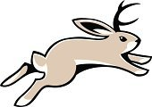 Jackalope,Sign,Symbol,Rabbit - Animal,Computer Icon,Cartoon,Jackrabbit,Antler