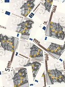 Stack,Pattern,Paper,Business,Finance,Wallpaper,Bill,Europe,Backgrounds,Currency,Number 5,Vector,European Union Currency,Making Money,Ilustration,Paper Currency,Paying,Wallpaper Pattern