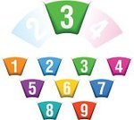 Number,Label,Set,Collection,Design Element,Ilustration,Education,Number 2,Vector,Number 5,Number 1