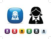 Icon Set,Symbol,Business,Businesswoman,Interface Icons,Shiny,One Person,Vector