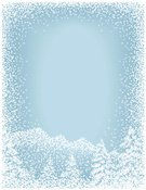 Frame,Winter,Snow,Snowflake,January,Blue,Backgrounds,Ice,Cold - Termperature,February,Holiday,Frozen,Fir Tree,Vector,Sky,Weather,Image,Travel Locations,Season,Time,Ilustration,Celebration,Illustrations And Vector Art,Digitally Generated Image,Concepts And Ideas,December,Art