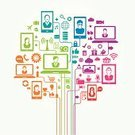Social Networking,Technology,Tree,Icon Set,Connection,Social Issues,Communication,Cloud - Sky,Cyberspace,Data,Community,Mobile Phone,Internet,Global Communications,Group of Objects,Sharing,People,Computer,Group Of People,Discussion,Cooperation,Smart Phone,On The Phone,Friendship,Multimedia,Laptop,E-Mail,Digital Tablet,Branch,Text Messaging,Message,Wireless Technology,Correspondence
