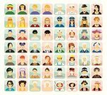 Avatar,People,Women,Human Face,Hippie,Computer Programmer,Symbol,Couple,White Collar Worker,Manual Worker,Teenage Girls,Nerd,Chef,Men,Collection,Portrait,Doctor,Isolated,Consultant,Manager,Application Form,Vector,Discussion,Pirate,Nurse,Astronaut,Rastafarian,Costume,Angel,Wearing Glasses,Actor,Eyeglasses,Little Boys,Office Interior,Schoolboy,Police Force,Human Head,Goth,Disco,Expertise,Set,History