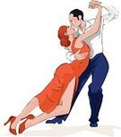 Ballroom Dancing,Tango,Tangoing,female dancer,Couple Dancing,Argentine Tango,Passion,Tango Shoes,Arm Around,Vector,Ilustration,Dancing,Embracing