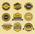 Sign,Taxi,Badge,Town,Retro Revival,Urban Scene,Checked,Old-fashioned,Label,Seal - Animal,Computer Icon,Transportation,American Culture,Symbol,Obsolete,Yellow,Street,Black Color,Travel,Interface Icons,White,Driver,Business Travel,Colors,Circle,Set,Traffic,Passenger,Vintage Styled,Backgrounds,Road,Insignia