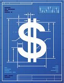 Blueprint,Currency,Finance,Dollar Sign,Stock Market,Plan,Making Money,Vector,Analyzing,Wealth,Dollar,Savings,Symbol,Industry,Growth,Technology,dividends,Bank Deposit Slip,Investment,Development,Blue,Design,Scale,Bank,Single Line,Arrow Symbol,Length,Radius,Greed,Sign,width,Graph,Human Fertility,Research,Shape,Angle,Diagram,White