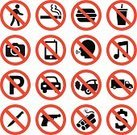 Symbol,Gun Free Zone Sign,Forbidden,Computer Icon,No Parking Sign,Warning Sign,No Smoking Sign,Exclusion,Sign,Icon Set,Camera - Photographic Equipment,No,Restricted Area Sign,Dynamite,Burger,Vector,Road Sign,Stick Figure,Table Knife,Fast Food,Knife,Soda,Collection,Truck,No Trespassing Sign,Cigarette,Land Vehicle,Badge,Directional Sign,Information Sign,Black And White,Currency,Cross Shape,White Background,Hazardous Area Sign,Musical Note,Dollar Sign,No Diving Sign,Set,Car,No Visitors Beyond This Point,Ilustration,Design,Group of Objects,Slow Moving Vehicle Sign,Digitally Generated Image,Red