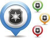 Police Force,Shield,Sign,Silhouette,Set,template,Design Element,Web Element,Map,Isolated On White,Badge,Pointing,Computer Icon,Label,Push Button,Vector,Star Shape,Cartography,Red,serif,Design,Interface Icons,Isolated,Map Pin,White Background,Transportation,Green Color,Yellow,Blue,Colors,Part Of,Map Marker