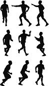 Action,People,Cut Out,White Background,Outline,Motion,Silhouette,Healthy Lifestyle,On The Move,Sport,Speed,Athlete,Clip Art,Shorts,Vector Graphics,Determination,Self Improvement,Sports Race,Vector,Physical Activity,Side View,Jogging,Energy,Exercising,Effort,Ilustration,Isolated,Track Event,Black And White,Leisure Activity,Isolated On White,Full Length,Recreational Pursuit,Routine,Running,Male,Men,Adults Only,Sports Clothing,Body Conscious,Multiple Image,Wellbeing