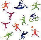 Symbol,Sport,Computer Icon,Silhouette,Running,Healthy Lifestyle,Jogging,People,Track Event,Athlete,Tennis,Sports Race,Collection,Bicycle,Roller Skate,Canoeing,Cyclist,Motion,Volleyball,Competition,Cycling,Ilustration,Lifestyles,Volleyball - Sport,Activity,Outdoors,Football,Throwing,Professional Sport,Gymnastics,Kayak,Action,Set,Racket,In A Row,Playing,Skating,Competitive Sport,Roller Skating,Skate,Speed,Sports Training,Vector,Design Element,Ball,Design,Leisure Games,Sportsman,Javelin