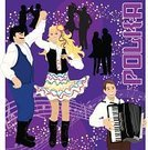 Accordion,Polka Dancing,Dancing,Men,Polka Dot,Group Of People,Vector,Women,Cultures,Musician,Ilustration,Couple,Musical Note,Music,Party - Social Event,Traditional Clothing,Heterosexual Couple,Fun,Period Costume,Costume,Ribbon,Objects/Equipment,Parties,Holidays And Celebrations,Partnership,Stage Costume,Sports And Fitness,frivolity