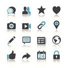 Computer Icon,Symbol,Social Networking,Icon Set,Calendar,Discussion,Star Shape,Thumbs Up,Communication,Technology,Bookmark,Link,Newspaper,Friendship,Photography,Key,Sign,Earth,Social Gathering,Blog,Video,Connection,Password,Lock,Vector,Community,Writing,Map Pin,Camera - Photographic Equipment,Sharing,Globe - Man Made Object,comment,People,Photograph,Love,vector icons,Global Communications,Interface Icons,Pencil,Heart Shape,Message,favorite,Security,Speech Bubble