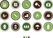 Campfire,Camping,Vector,Survival,Hiking,Equipment,Backpack,Camping Stove,Shovel,Gardening Equipment,Tent,Compass,Symbol,Computer Icon,Work Tool,Healthcare And Medicine,Hatchet,Nature,Penknife,Lighting Equipment,Adventure,Collection,White,Stove,Axe,Bag,Umbrella,Ilustration,Medicine,Vacations