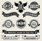 Eagle - Bird,Made In The Usa,USA,Seal - Stamp,Propaganda,Sign,Flag,Black And White,Coat Of Arms,Badge,Placard,Old-fashioned,Bald Eagle,American Flag,Symbol,Banner,Ribbon,Label,Award Ribbon,Great Seal,Computer Icon,Insignia,Black Color,Set,Industry,Interface Icons,Group of Objects,Bird,Star Shape,Political Rally,Curve,Circle,Striped,Pride,Icon Set,Award,Obsolete,Collection,Manufacturing