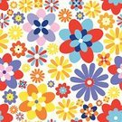 Hippie,Flower,Retro Revival,Abstract,Circle,Vector,1960s Style,Backgrounds,Pattern,Wrapping Paper,Greeting,Ornate,Floral Backgrounds,Elegance,Decor,Flourish,Wallpaper Pattern,Decoration,Pink Color,Red,Bright,Paper,Vibrant Color,Backdrop,Floral Pattern,Seamless,Beautiful,White,Fashionable,Round Shape,Design,Purple,Swirl