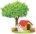 Leaf,Image,Wood - Material,Tree,Plant,dogfood,Food,Animal,Brown,Backgrounds,Kennel,Puppy,Pets,Cute,Dog,Photograph,Computer Graphic,Clip Art