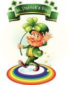 Leprechaun,One Person,Hat,Photograph,Vacations,Backgrounds,Image,Feast Day,patrick,St. Patrick's Day,People,Computer Graphic,Clover,Leaf,Traditional Festival,Clip Art,Patron Tequila,Saint,Little Boys,Anniversary,Celebration,Male,Men,Senior Adult
